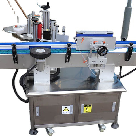 High Speed Automatic Paging Machine/Friction Pagination Machine Labeling Machine for Foil Bag/Package