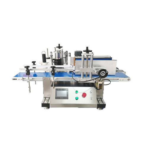 Film Bag Plastic Top Surface Labeling Machine
