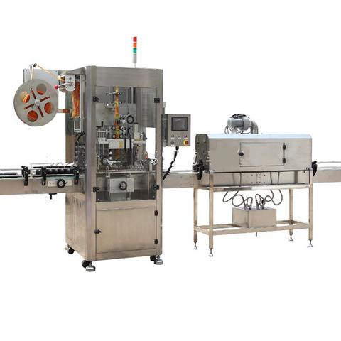 Portable Movable Labeling Machine for Card Paper Bag Sachet Box