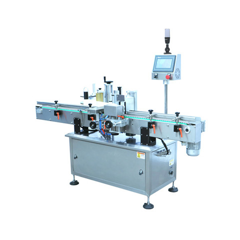 Automatic Bags Top Labeling Machine for Compact Bags