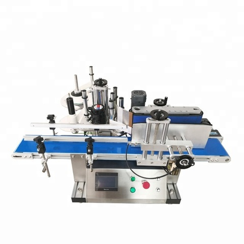 Fctory Price Labeling Machine for Private Label Cosmetics Lipstick Labeler