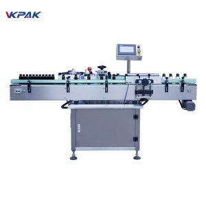 Automatic Vertical Self-Adhesive Round Bottle Labeling Machine