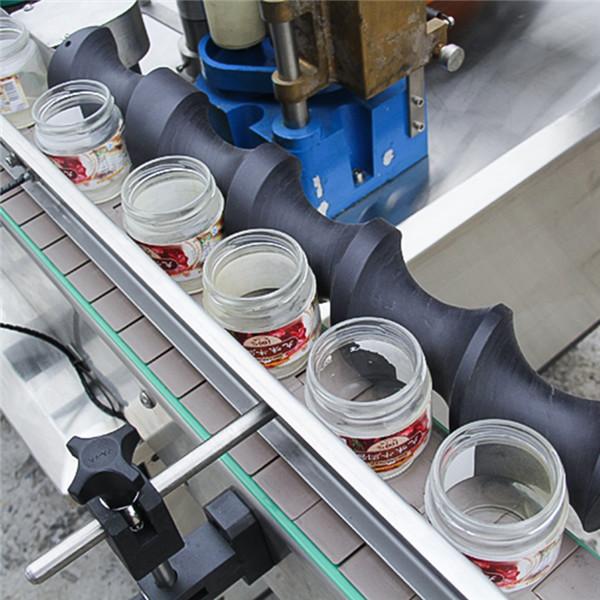 Automatic Wet Glue Paste Paper Labeling Machine Details