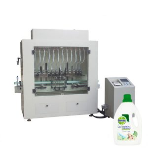 Disinfectant Liquid Cleaner Bottle Filler