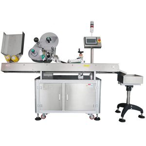 High Speed Servo Horizontal Labeling Machine for Unstable Products