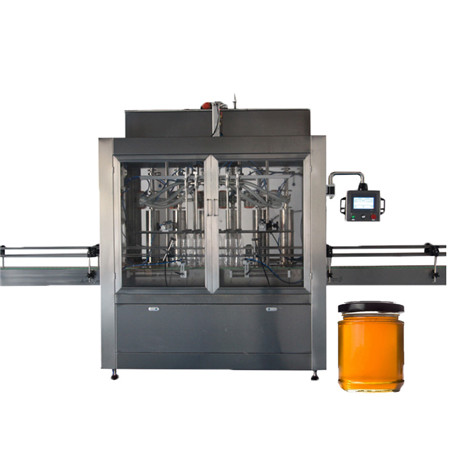 3 in 1 Glass Bottle Juice /Beverage Bottling Machinery/Filling Machine with Feeding Screw and Capping Safe Device
