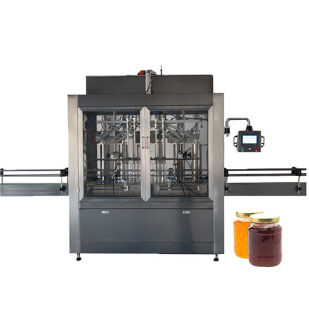 2020 New Technology Professional Double - Head Liquid Filling Machine