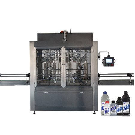 Semi Auto 4 Head Pneumatic Perfume Filling Machine 2 Head 6 Head Vacuum Liquid Filling Machine