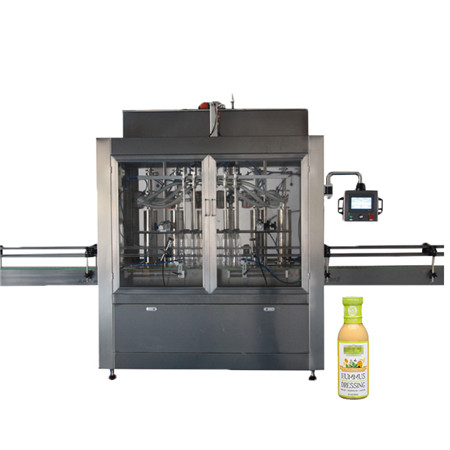 Manufacturer Sale Automatic Lube Oil Bottle Filling Capping Labeling Machine
