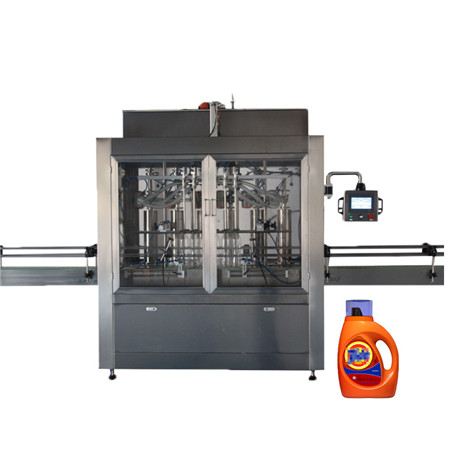 4 to 16 Heads of Automatic Oil Filling Bottling Machine / Oil Filler