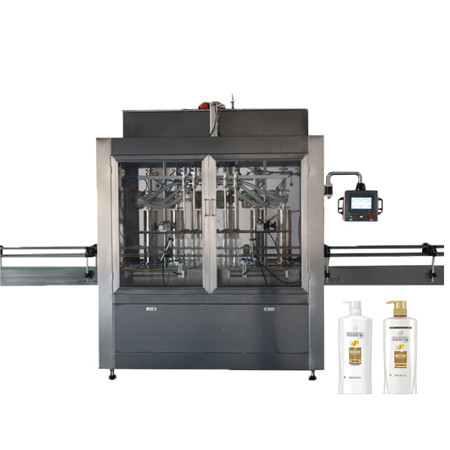 GCP-18A Filling Machine Bottle Filler