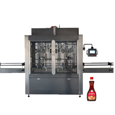 Automatic Pharmaceutical Cbd Essential Oil Filling Production Machine Line