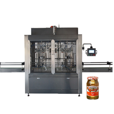 Small Portable Table-Type Liquid Filling Machine