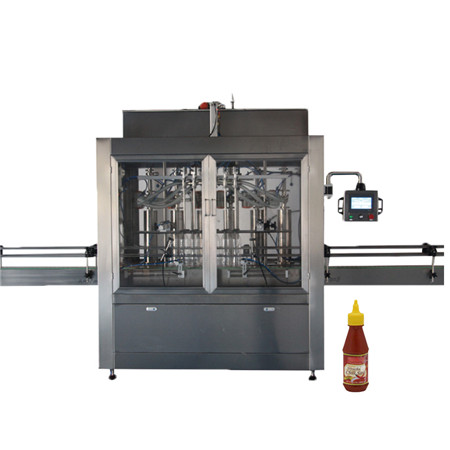 Automatic Perfume Oil Water Bottle Capping Liquid Packing Filling Machine