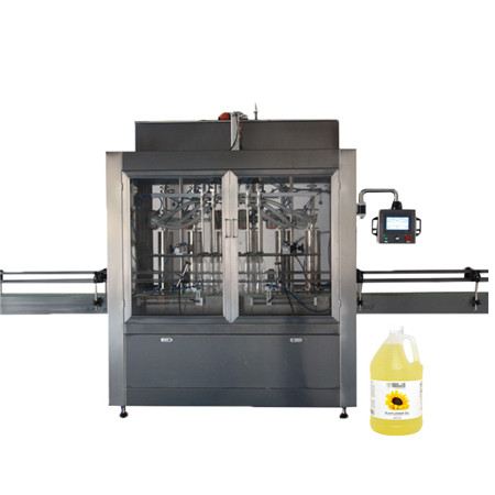 Rotary Bottling Capping Packing Filler with Fully-Electrcal Driving
