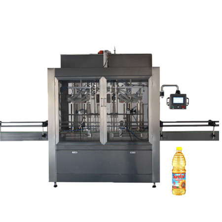 Edible Oil Filling Machine Essential Oil Bottling Machine