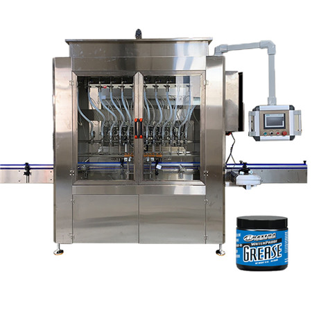 Tube Filling and Sealing Equipment for Toothpaste