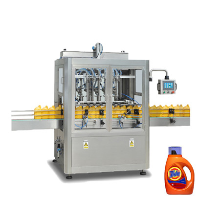 Plastic Pet Bottle Carbonated Drink Bottling Machine From Chinese Supplier