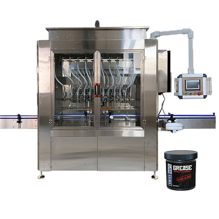 High Speed Valve Plastic Bottle Liquid Filling Machine