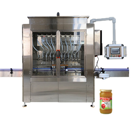 Pneumatic Filler Liquid Filling Equipment for Cosmetic/Pharmaceutical/Food