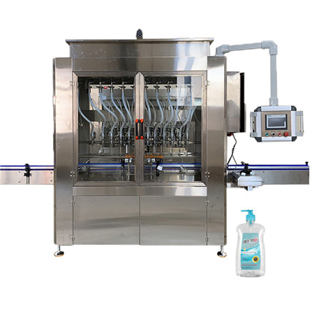 Good Price Small Automatic Capsule Filling Machine Pharmaceutical Equipment
