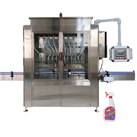 Popular Automatic Plastic Yogurt Water Cup Filling Machine