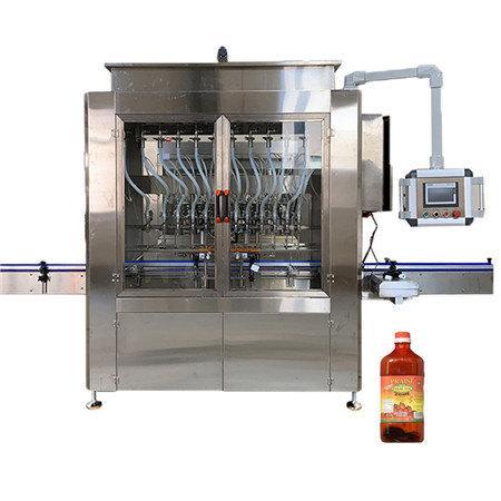 Automatic Hard Capsule Liquid Filling and Sealing Machine Production Line