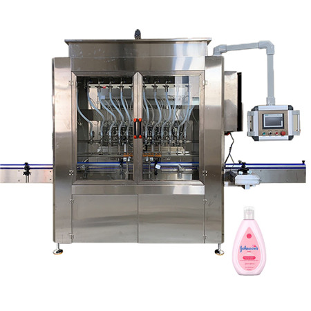Automatic Plastic Bottle Carbonated CSD Portable Water Bottling Liquid Filling Machine