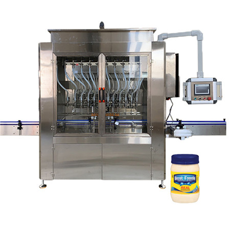 Low Cost Automatic Linear Bottle Liquid Filling Packing Machine