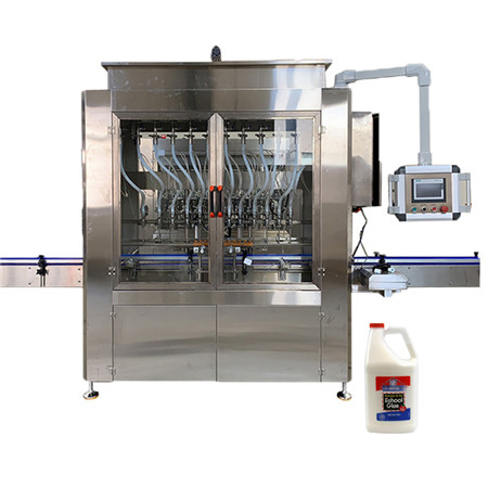 GCP-24A Bottle Filler Machine Liquid Automatic Liquid Filling