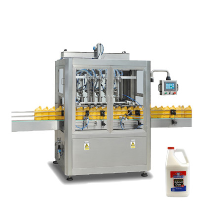 Full Automatic Filling System for Liquid Type Mineral Water