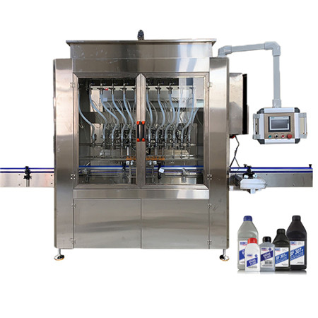 Semi Automatic Pneumatic Horizontal Single & Double Head Liquid Filling Machine
