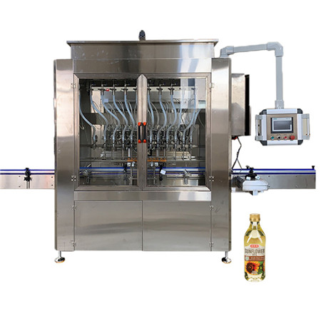 Wine Bottle Filling Machine Automatic Filling Bottle Filler