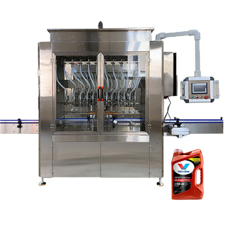 Automatic Double Heads Bottling Bean Paste Filling Machine (GT2T-2G1000)