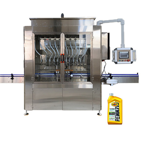 New Market Linear Type 5L-10L Crude Engine Oil Essential Oil Filling Machinery on Discount