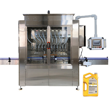 Automatic Eye Drop Pharma Filling and Capping Machine