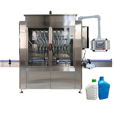 Automatic Engine Oil Filling Machine Engine Oil Packaging Machine