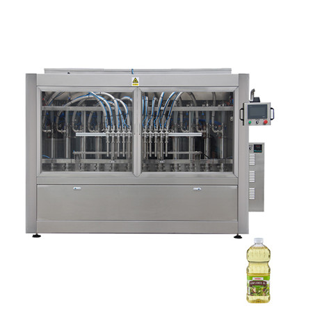 Full Automatic Round Fixed Point Cosmetic Bottle Sticker Mineral Water/Washing/Rinsing Bottling Filling Capping Label/Labeling Packing/Package Machine (ALB-510)
