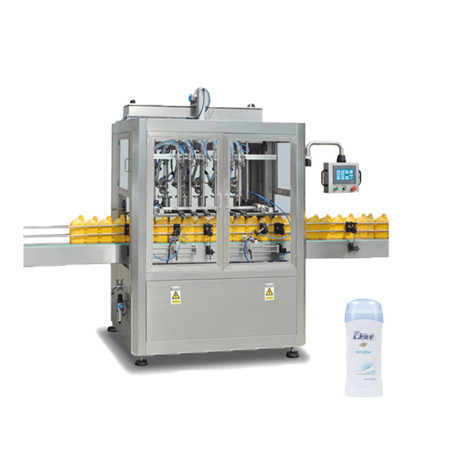 Automatic Liquid Filling Machine Oil Detergent Shampoo Disinfectant Bleaching Liquid Soap Cleaner Corrosive Filling Capping Labeling Packing Packaging Machine