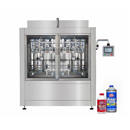 Automatic Glass Bottle Beer CSD Beverage Oil Liquid Soda Drink Mineral Water Purifier Purification Treatment Liquid Packing Filling Bottling Machine