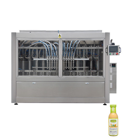 High Speed Rotary Type Mineral Water Bottle Filling Machine
