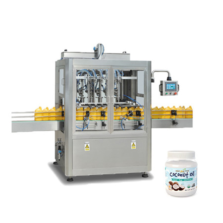 Plastic PVC Filling Processing Machine for Acid Alkali Product