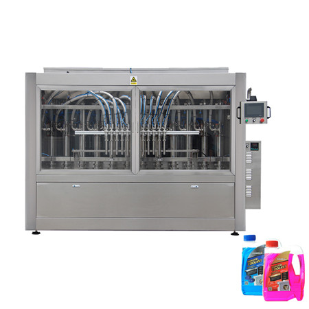 Automatic Bottle Oil Filling Machine for Edible Cooking Vegetable Oil/ Engine Lube Lubricant Essential Oil
