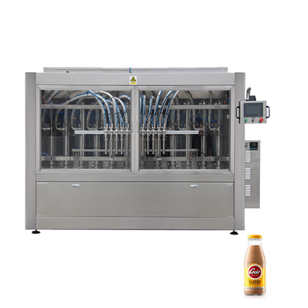 Automatic 500ml High Speed PC PP Pet Bottle Liquid Water Packing Filling Machine