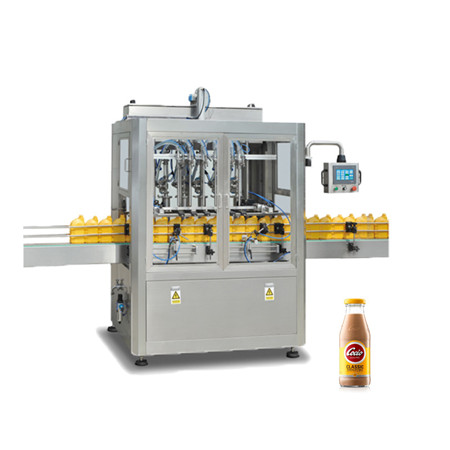 Full Automatic Pet Bottle Edible Oil Cooking Oil Food Oil Vegetable Cooking Oil Olive Oil Filling Capping Labeling Packing Machine