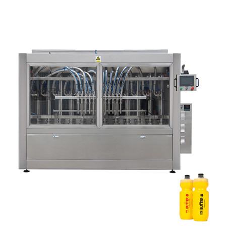 Automatic Linear Type Bottle Filling and Vacuum Capping Machine