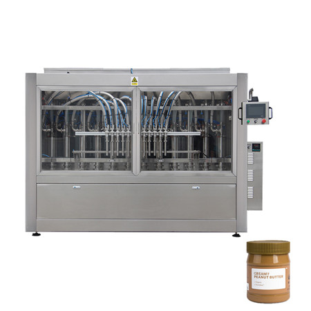 Double Head Paste Filling Machine (G2WG)