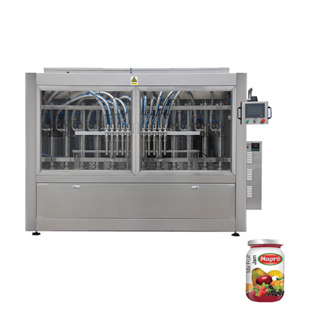 Automatic 3000bph Gravity Filling Edible Oil Bottle Filling and Packaging Machine