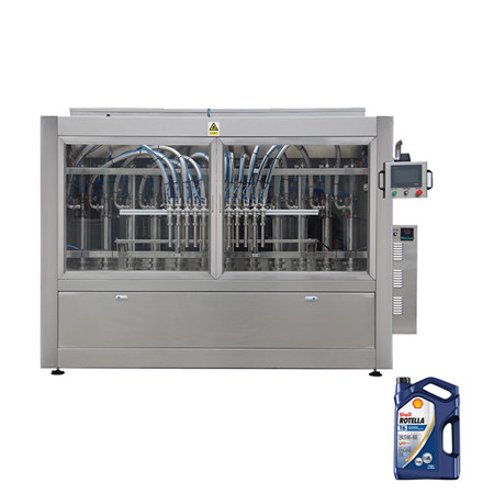 Wine Bottle Filling Machine GCP-12A Automatic Liquid Filler