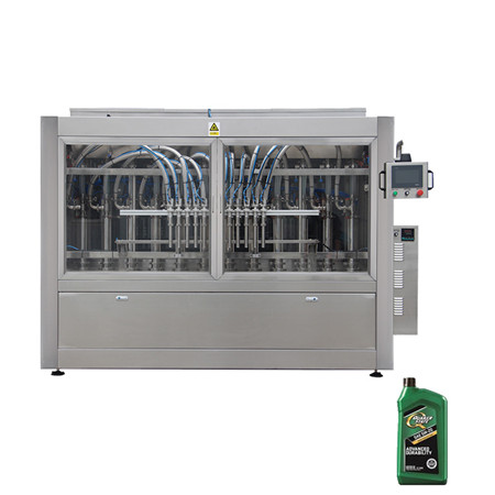 Automatic 1 Litre Bottle with 16 Head Liquid Filling Machine Supplier Factory